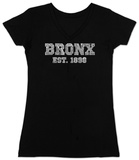 Womens: Bronx V-Neck Womens V-Necks