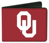 University of Oklahoma Logo Wallet Wallet