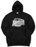 Hoodie: The 70's - Kapüşonlu Sweatshirt