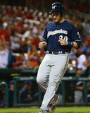 Milwaukee Brewers v St. Louis Cardinals Photo by Dilip Vishwanat