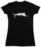 Womens: Marlin - Gone Fishing Shirts