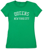 Womans: Queens T-shirts
