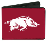 Arkansas Razorbacks Wallet Wallet