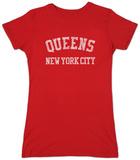 Womens: Queens T-shirts
