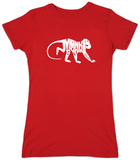 Womens: Monkey Business T-Shirt