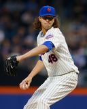New York Yankees v New York Mets Photo af Mike Stobe
