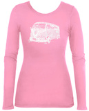 Women's Long Sleeve: The 70's T-shirts