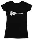 Womans: Whole Lotta Love V-Neck T-shirts
