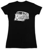 Womens: The 70's Shirt
