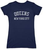 Womens: Queens T-Shirt