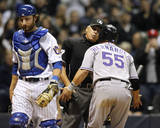 Colorado Rockies v Milwaukee Brewers Photo by Jeffrey Phelps