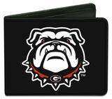 Georgia Bulldogs Wallet Wallet