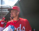 Cleveland Indians v Cincinnati Reds Photo by Rob Tringali