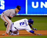 World Series - San Francisco Giants v Kansas City Royals - Game Two Photo by Jamie Squire