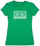 Womens: The 80's T-Shirt