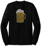 Long Sleeve: Beer T-Shirt
