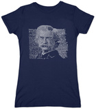 Womans: Mark Twain T-Shirt