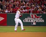 World Series Game 5: Boston Red Sox V. St. Louis Cardinals Photo by David Durochik