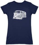 Womens: The 70's T-skjorter