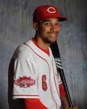 Cincinnati Reds Photo Day Photo by Rich Pilling