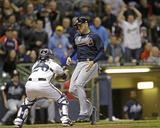 Atlanta Braves v Milwaukee Brewers Photo by Jeffrey Phelps