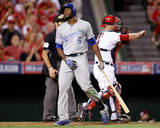 Division Series - Kansas City Royals v Los Angeles Angels of Anaheim - Game One Photo by Jeff Gross