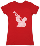 Womens: Great Jazz Songs Shirts
