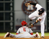Cincinnati Reds v Houston Astros Photo by Bob Levey