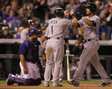 Chicago White Sox v Colorado Rockies Photo by Doug Pensinger