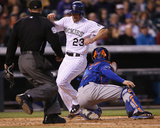 New York Mets v Colorado Rockies Photo by Doug Pensinger