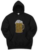 Hoodie: Beer Hettegenser