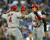 Division Series - St Louis Cardinals v Los Angeles Dodgers - Game One Photo by Stephen Dunn