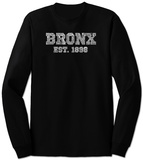 Long Sleeve: Bronx T-shirts