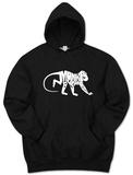 Hoodie: Monkey Business Pullover Hoodie