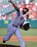 Texas Rangers v Los Angeles Angels of Anaheim Photo by Lisa Blumenfeld