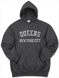 Hoodie: Queens Pullover Hoodie