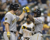 Pittsburgh Pirates v Milwaukee Brewers Photo by Brian Kersey