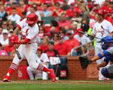 Chicago Cubs v St. Louis Cardinals Photo by Dilip Vishwanat