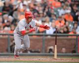 National League Championship Series Game 3: St. Louis Cardinals V. San Francisco Giants Fotografía por John Todd
