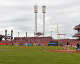 Pittsburgh Pirates v Cincinnati Reds Photo by Jamie Sabau
