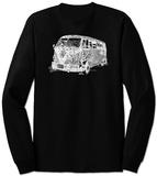 Long Sleeve: The 70's T-skjorte