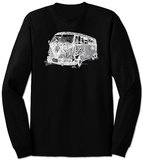 Long Sleeve: The 70's T-Shirt