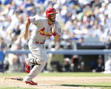 NLCS - St Louis Cardinals v Los Angeles Dodgers - Game Five Photo by Rob Leiter