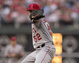 Los Angeles Angels of Anaheim v Philadelphia Phillies Photo by Mitchell Leff