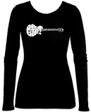 Womens Long Sleeve: Don't Stop Believin Womens Long Sleeves