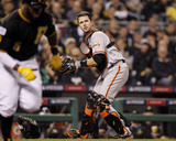 Wild Card Game - San Francisco Giants v Pittsburgh Pirates Photo by Justin K Aller
