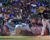 Los Angeles Dodgers v Colorado Rockies Photo by Doug Pensinger