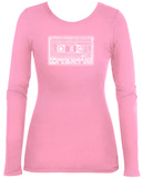 Women's Long Sleeve: The 80's Shirts