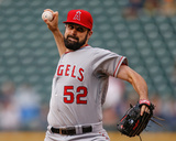 Los Angeles Angels of Anaheim v Seattle Mariners Photo by Otto Greule Jr