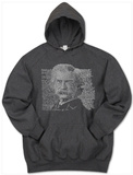 Hoodie: Mark Twain Pullover Hoodie
